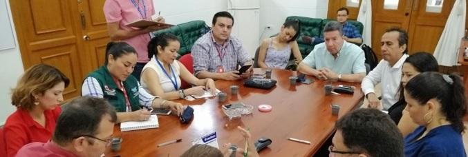 Profesor de la UFPS adscrito al plan de estudio de ingeniería ambiental, dirije  proyecto de grado  web-mapping en calidad del aire en el área metropolitana de Cúcuta