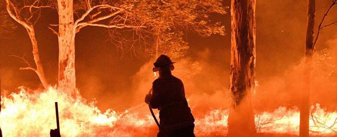 Alerta:  la Organización Meteorológica Mundial (OMM)  advierte  que el humo de los incendios de Australia se esparce por todo el mundo, el humo ya se detectó en Sur América